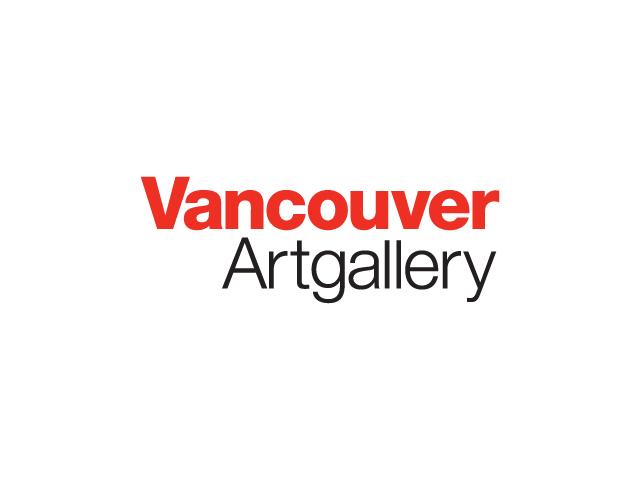 Sponsor - Vancouver Art Gallery