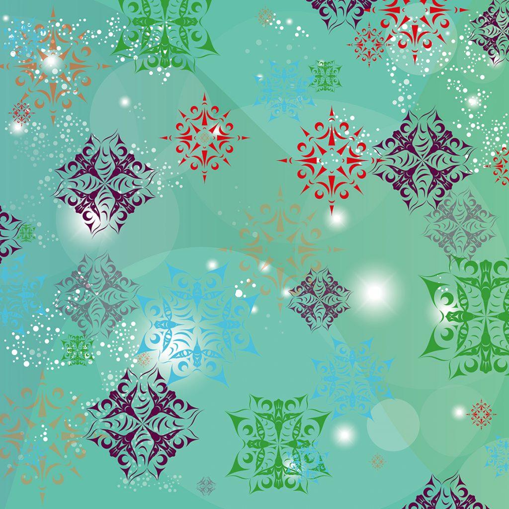 Single_Artwork 05-Salish Snowflake